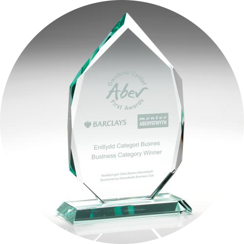 Glassware Trophies & Corporate Awards