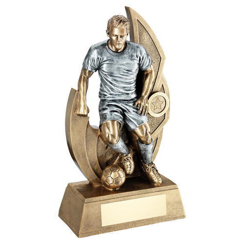 Resin Football Award 254mm