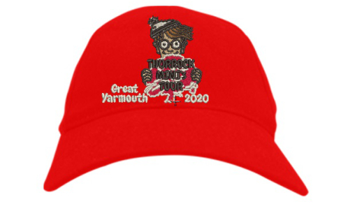 Thurrock Tour Red Childrens Cap