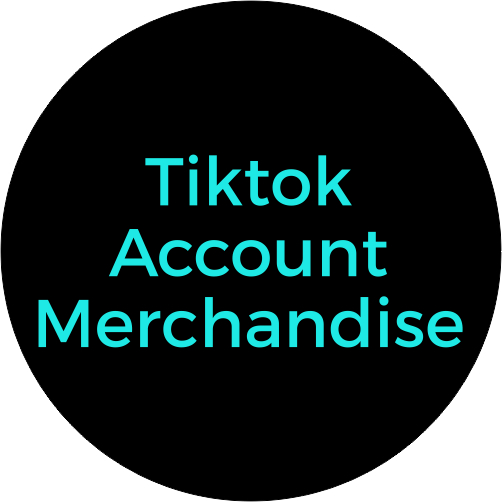 Tiktok Accounts Merchandise